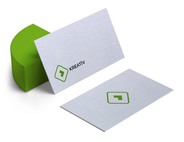 Kreativ névjegykártya papír